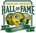 Green Bay Packers Hall of Fame Logo