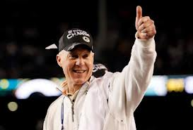 Packers Ted Thompson gives a Thumbs Up