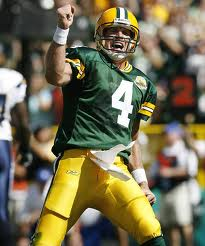Brett Favre fist pump