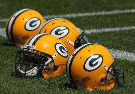 packers helmets