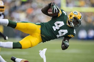 James Starks' injury history should make the Packers think twice.