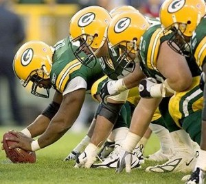 Packers Offensive Line