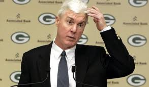 Ted Thompson ponders Packers first round picks