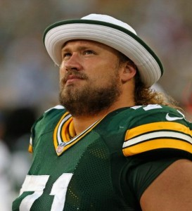 Josh Sitton proved on Tuesday that he can say something other than PR drivel.