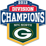 Packers 2013 Divsion Champs