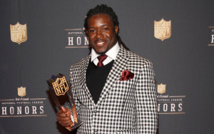 eddie lacy offensive rookie of the year