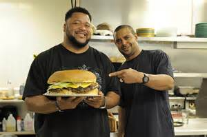 gilbert brown burger challenge