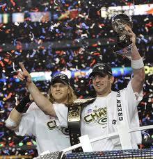 aaron rodgers and clay matthews super bowl