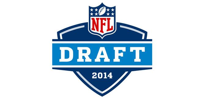 nfl draft logo 2014