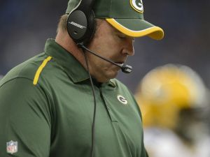 Mike McCarthy, in the moment.