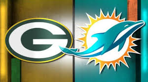 Green Bay Packers vs. Miami Dolphins