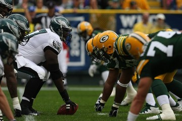 Green Bay Packers vs. Philadelphia Eagles.
