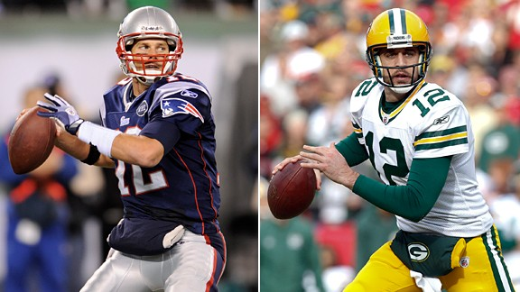 Early Bird Breakdown Week 13: New England Patriots @ Green Bay Packers