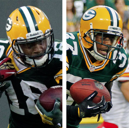 Randall Cobb & Sam Shields