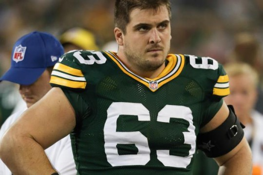 Packers Center Corey Linsley