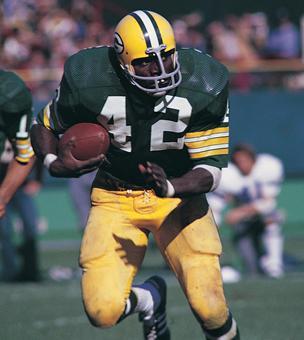 Green Bay Packers former Running Back John Brockington