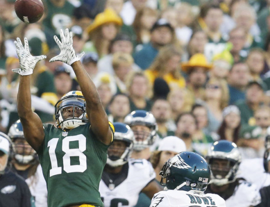 Packers Receiver Randall Cobb