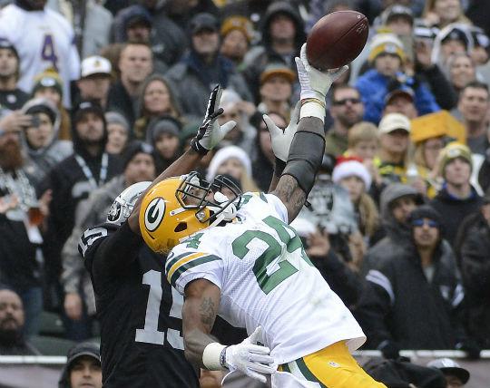 Packers CB Quinten Rollins