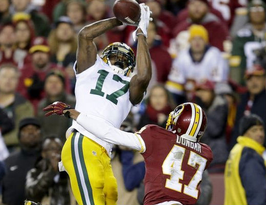 Packers WR Davante Adams