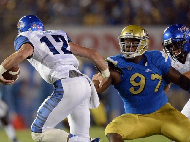 UCLA Defensive Lineman kenny clark