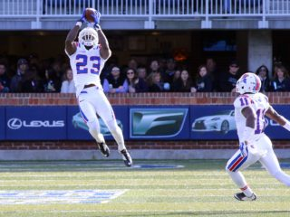 Louisiana Tech plays at Old Dominion in Conference-USA action Saturday against Old Dominion at Norfolk, VA. 11/22/2014
