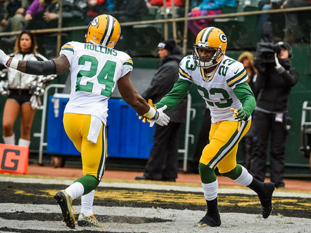 Jerseys NFL Wholesale - Despite Inexperience, Packers' Secondary Primed to Succeed ...