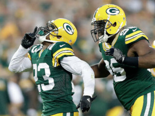 Packers' CB Damarious Randall