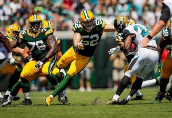 Packers' Defenders Clay Matthews and Mike Daniels