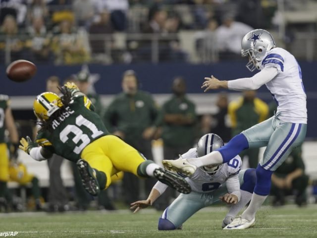 Dallas-Cowboys-Dan-Bailey-Field-Goal-Green-Bay-Packers-Davon-House
