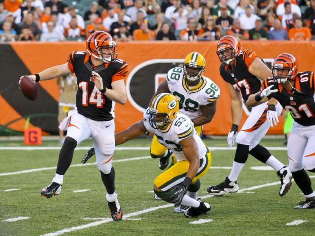 Packers v Bengals