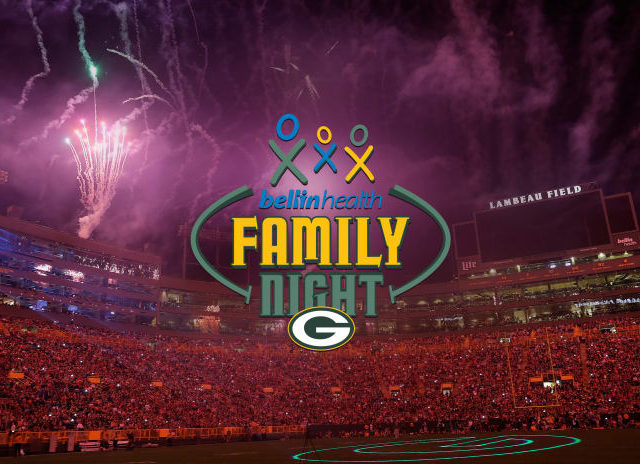 Packers Family Night 2018